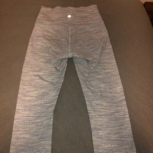 lulu leggings basically brand new!